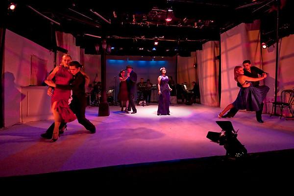 Borges y Piazzolla's TANGO, at Thalia Theatre