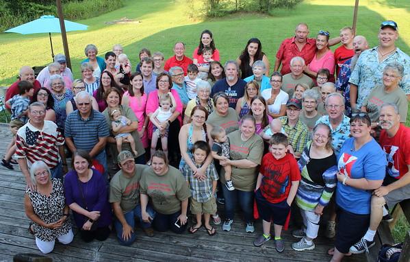 Gilbert Reunion Photos