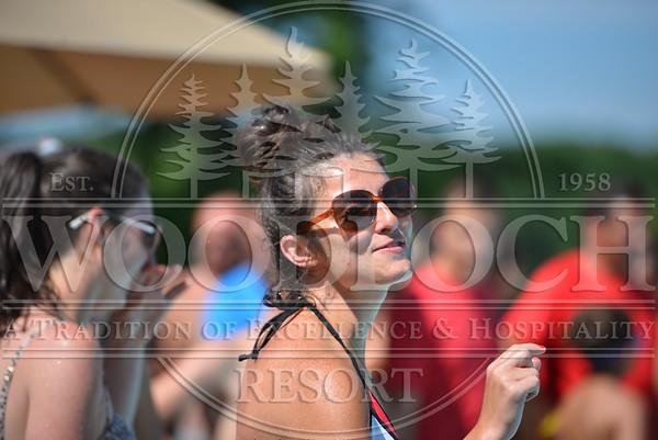 July 21 - Pool Games