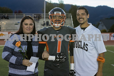 10-07 vs Damonte (Senior Night)