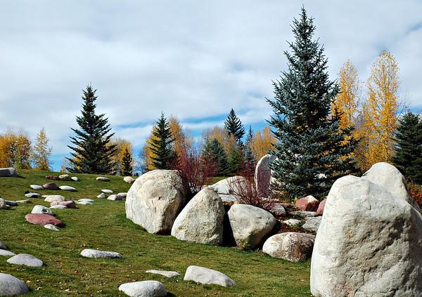 John Denver Park in Aspen
