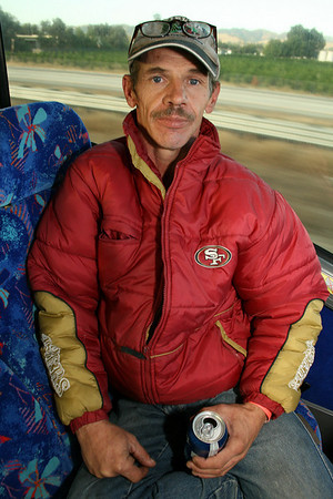 2009-10-05 [St Louis Rams @ San Francisco 49ers, Central Valley Party Bus, San Francisco, CA]