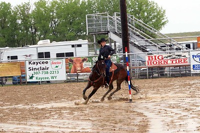 2018 Buffalo High School Rodeo - Monday