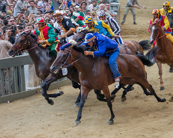 Palio: Race for the Soul of Siena