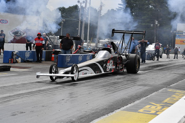 2018 New England Dragway LODRS Division 1 Points Meet
