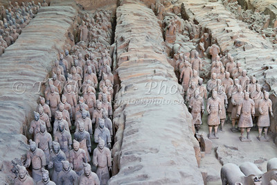 Xian, Terracotta Army and Museum