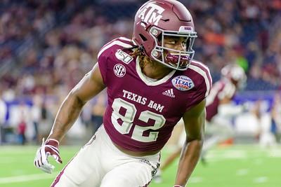 2019-Dec-27 NCAA D1 Football | Texas Bowl Texas A&M Aggies v OSU Cowboys