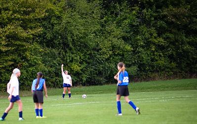 Girls Modified Soccer 10/3/16