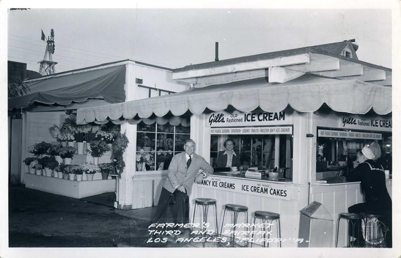 Gill's Ice Cream