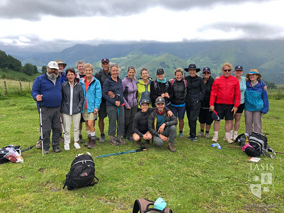 Basque Country Hike TASIS Alumni and Friends