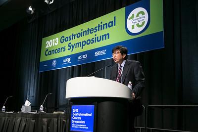 ASCO 2013 GI Symposium - Thursday