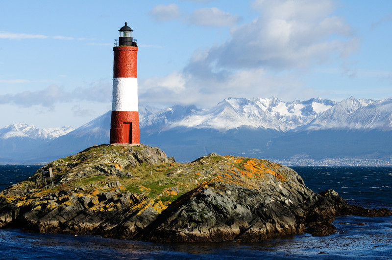 Les Eclaireurs Lighthouse, Tierra del Fuego