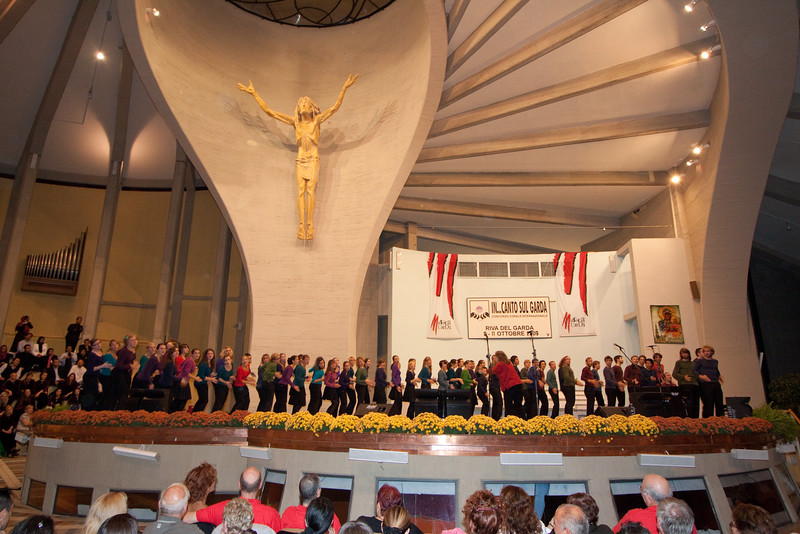 Vocale Chor Basel - I´m a train - won the price for the best performance of show