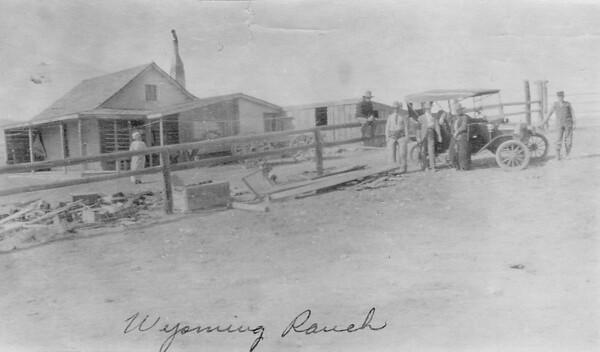 1920s Wyoming