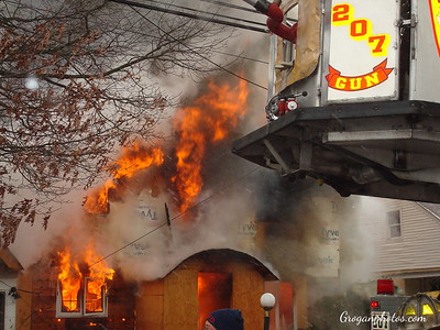 House Fire 2-12-08