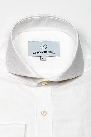 Dress shirts from Le Pointilleux