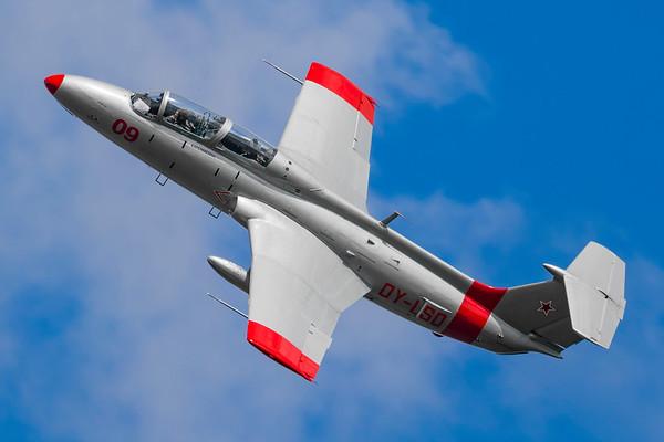 OY-LSD - Aero L-29 Delfin