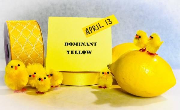 Dominant Yellow