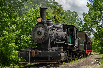Hocking Valley Scenic Railway 2020 - Nelsonville, OH