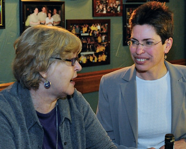 DuPage Dems Lunch w Lt. Gov nominee Sheila Simon