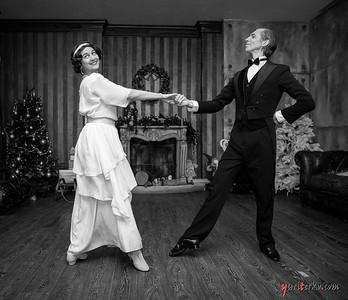 Анна Николаева и Сергей Сосницкий