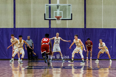 Basketball (Varsity Boys) vs HFC, December 20