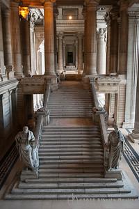 BEL - Bruxelles: Palais de Justice