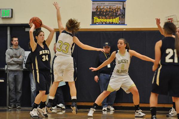 Bend vs.WA Girls High School Basketball