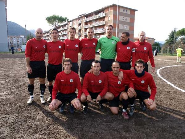 Calcio:Alba Rieti - Pro Calcio