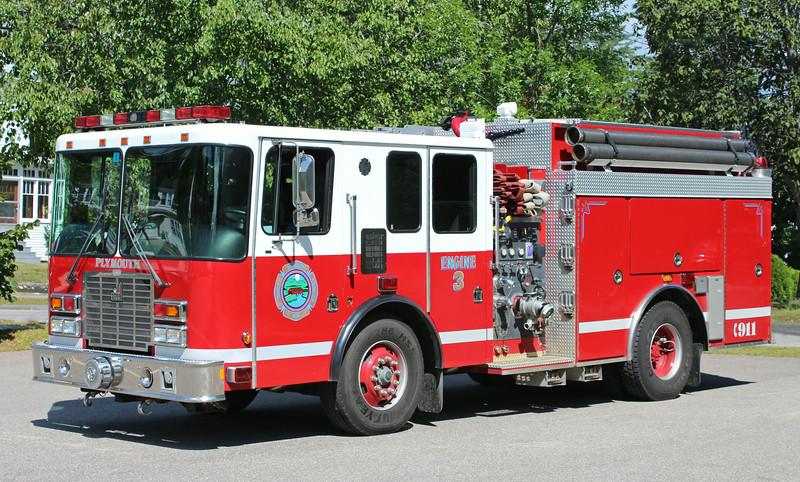 Engine 3 2003 HME / Smeal 1500 / 1500