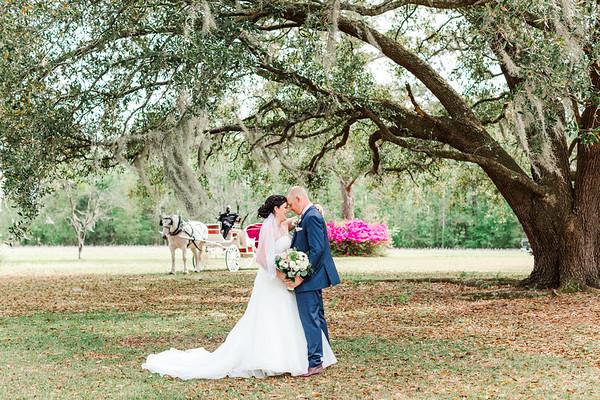 Clay + Alexandra | Conway, SC Wedding