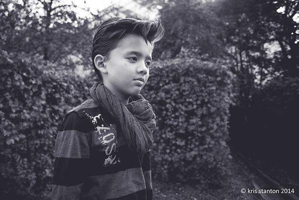 Elijah 10/2014 photo shoot
