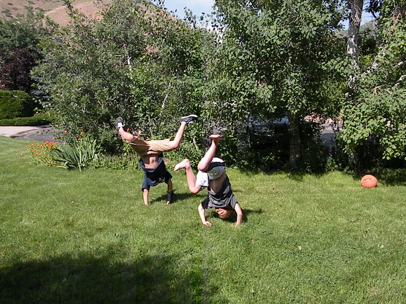 Grey Grothe - Salt Lake City, UT - 6/2009