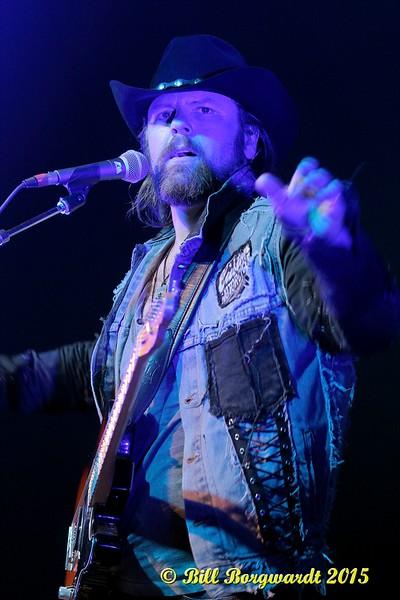 Jason McCoy - Road Hammers - Rainmaker Rodeo 2015 1197