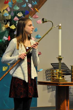 December 28th, 2014 Worship Service