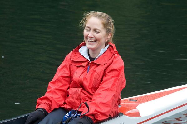 Orcas Rowing 2008-9