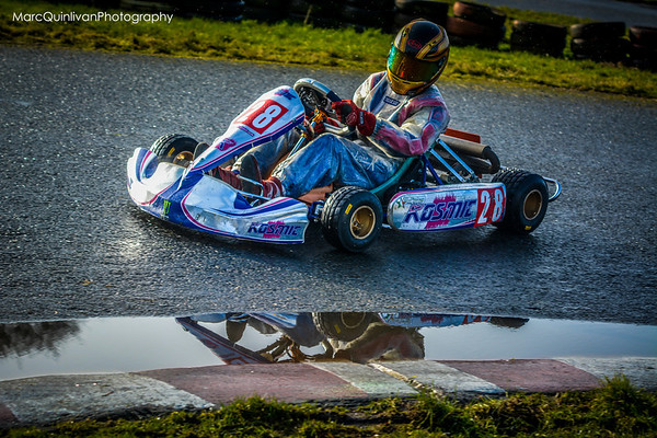 Leinster Karting Club - 2013/14 Winter Championship - Round 5
