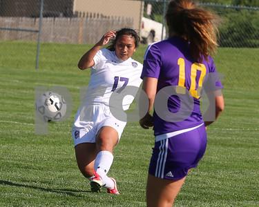 LHS Girls Soccer vs. Spring Hill