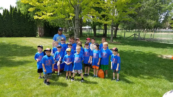 Pack 92 Day Camp 2017