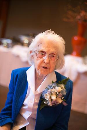 Susie's 100th Birthday