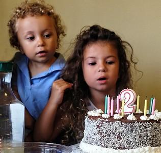 Yanai 2 yr old Birthday !