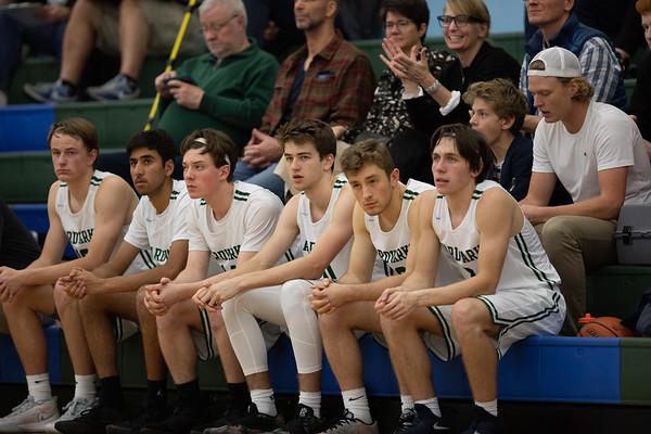Basketball v Rainier