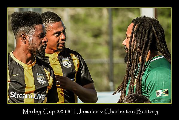 MARLEY CUP 2018 | JAMAICA v CHARLESTON BATTERY