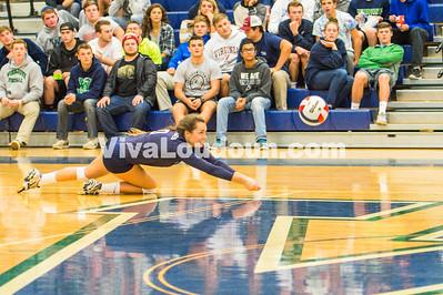 Volleyball - Varsity:  Loudoun Valley vs Woodgrove 10.29.2015 (by Michael Hylton)