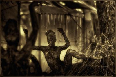 A.GLINSKA (Artist) AGATA ( model) - ART COLOR BALLETT