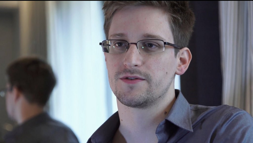 """. <p>7. (tie) EDWARD SNOWDEN <p>Who better to give a Christmas message than the Grinch Who Sold Out His Country?   <p><b><a href=\'http://www.politico.com/story/2013/12/edward-snowden-christmas-message-101529.html\' target=\""""_blank\""""> HUH?</a></b> <p>    (AP Photo/The Guardian, Glenn Greenwald and Laura Poitras, File)"""