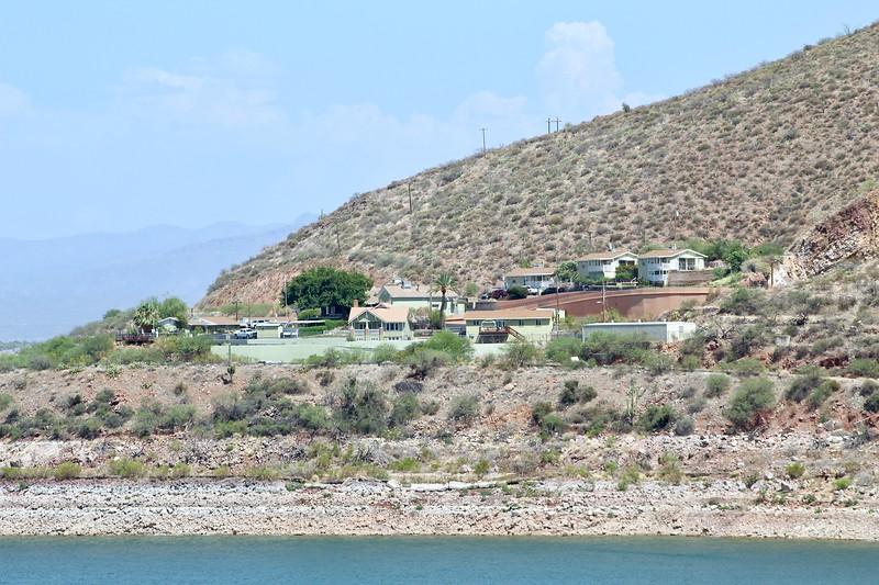 Worker housing for Roosevelt Dam (2018)