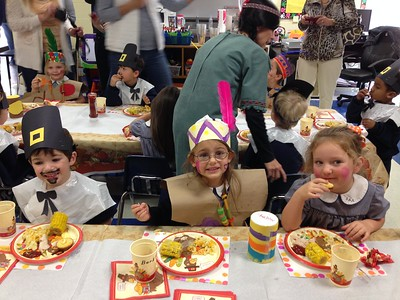 2014-12-19 PreK4 Thanksgiving & Christmas