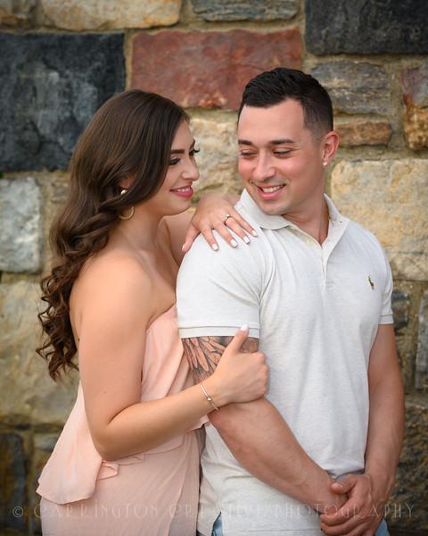 Nicole and Alan Engagement