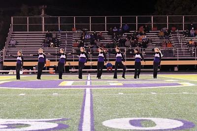 Dance at football vs Glendale 10/16/20